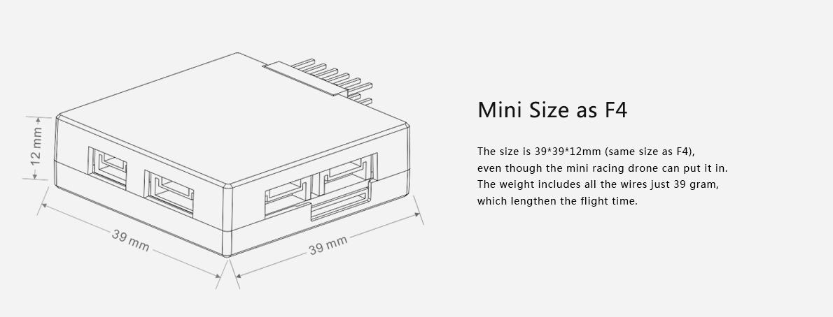 RadioLink Mini PIX - RadioLink Electronics Co., Ltd.